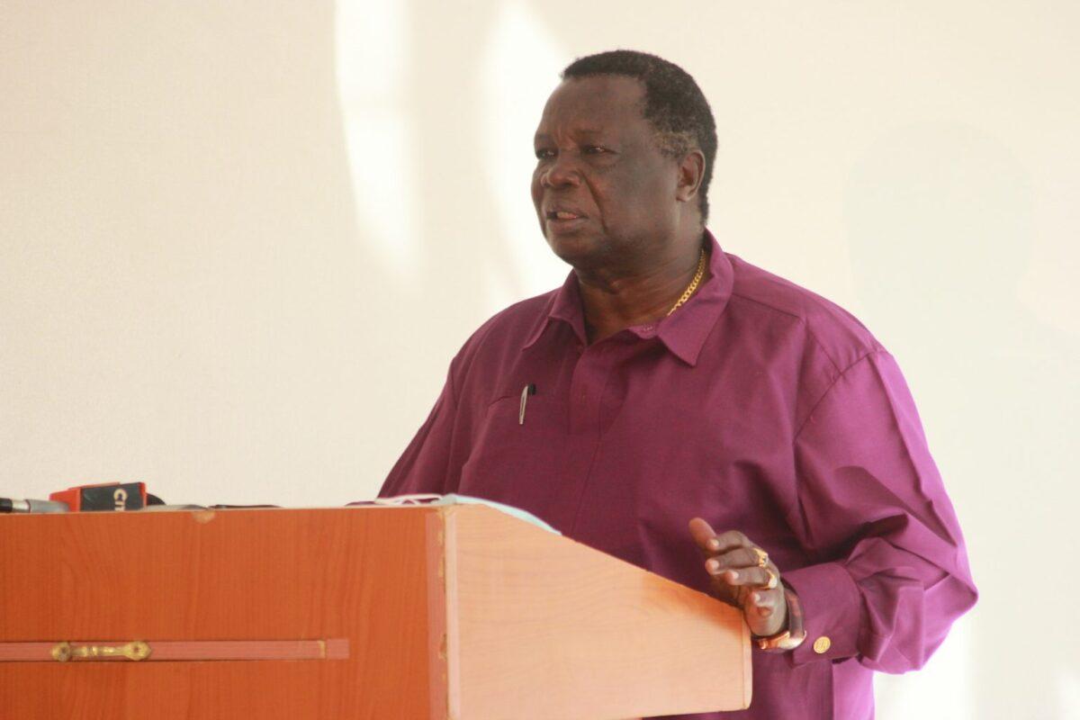 Atwoli lambasts DP Ruto over 2022 Presidential bid