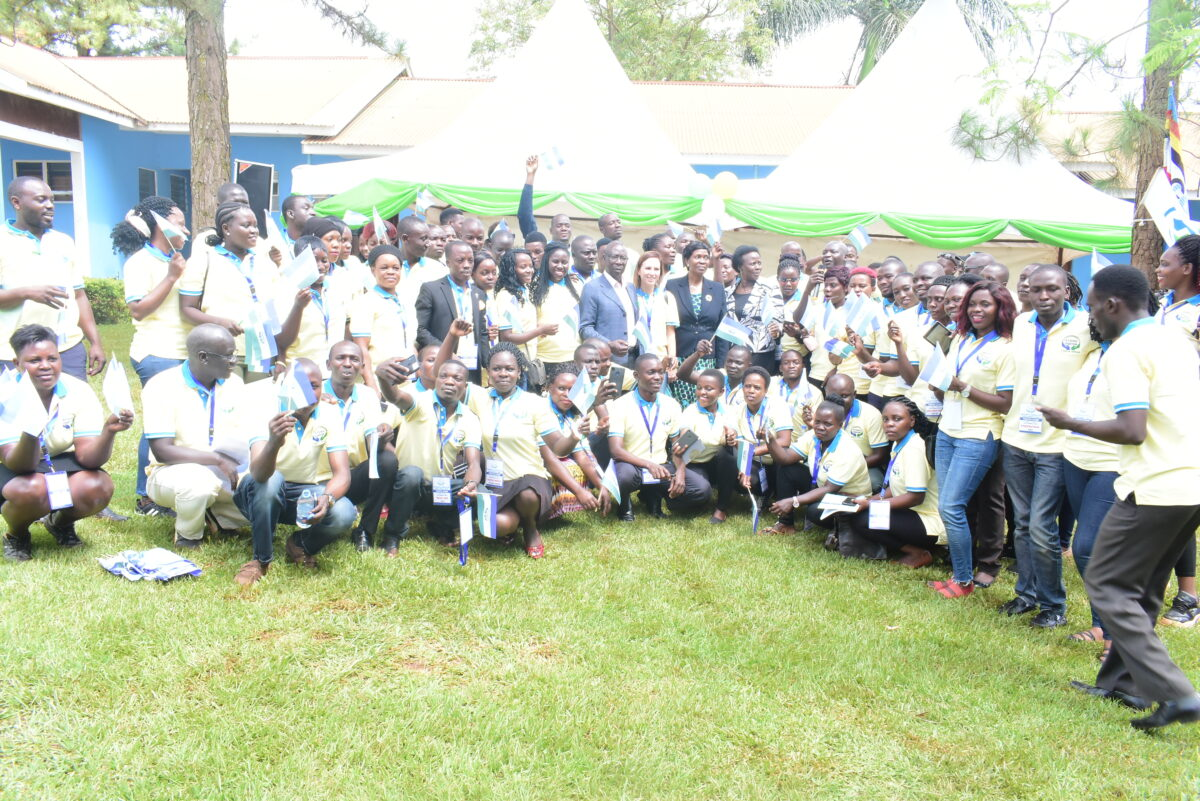 YOUTH CAMP: Hon. Bakkabulindi Calls For Youth Safer Workplaces