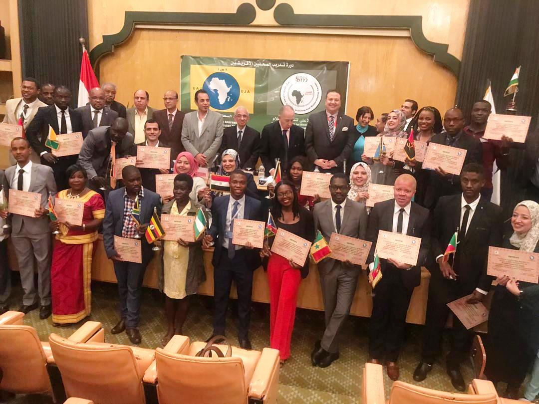 Egypt to train more Africans
