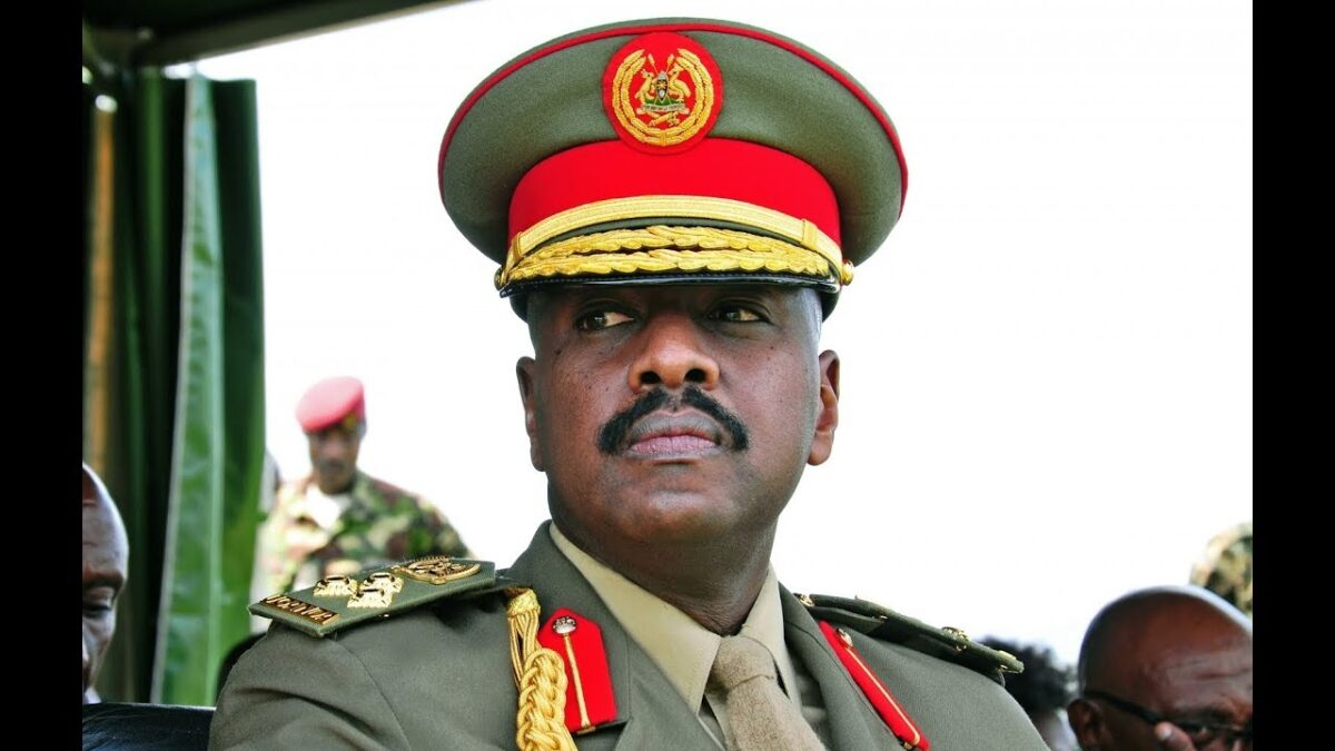 Museveni denies grooming son to take over