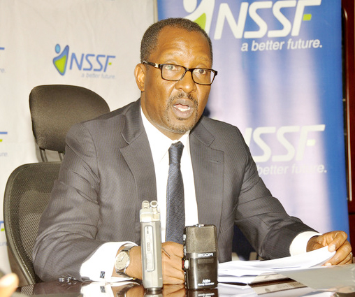 New NSSF Board tasked to safeguard workers' savings
